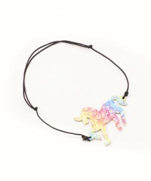 Bijoux Fille - Bracelet Multi Jina - Brac Licorne Glitter