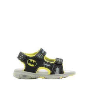 Sandales Garçon - Sandale Ouverte Noir Batman - Bm001119