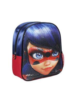 Sacs Fille - Sac A Dos Rouge Ladybug - 2100002619