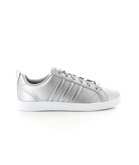 Baskets Femme - Basket Argent Adidas - F34438