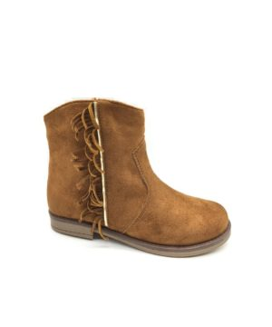 Boots Fille - Boots Camel Jina - Yb1813402