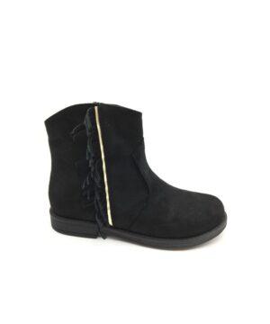 Boots Fille - Boots Noir Jina - Yb1813402