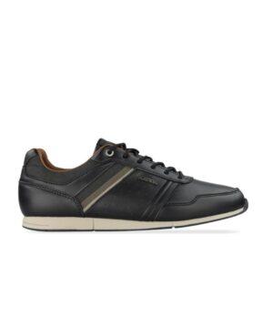 Chaussures De Ville Homme - Sneakers Noir Kappa - Hewish