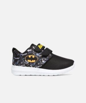 Baskets Bébé Garçon - Basket Noir Batman - Bat Becool