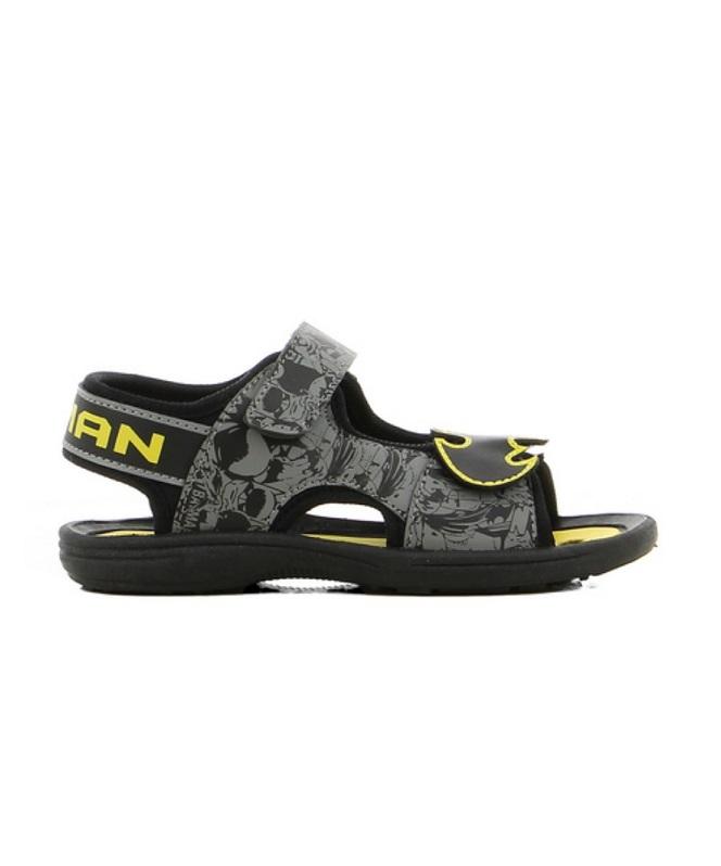 Sandales Garçon - Sandale Ouverte Noir Batman - Bm001010