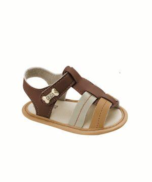 Sandales Bébé Fille - Sandale Ouverte Camel Jina - 208320000-000001/010994