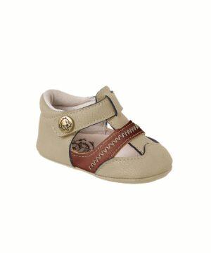 Sandales Bébé Garçon - Sandale Fermee Beige Jina - 208337000-006237