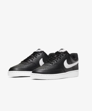 Baskets Homme - Basket Noir Nike - Cd5463 Nike Court Vision Low