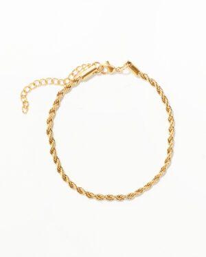 Bijoux Femme - Bracelet Or Jina - Bra91196