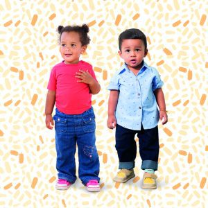 Chaussures bébé - Collection Jina Réunion