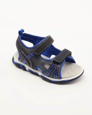 Sandales Garçon - Sandale Ouverte Gris Bleu Jina - Xdb702737