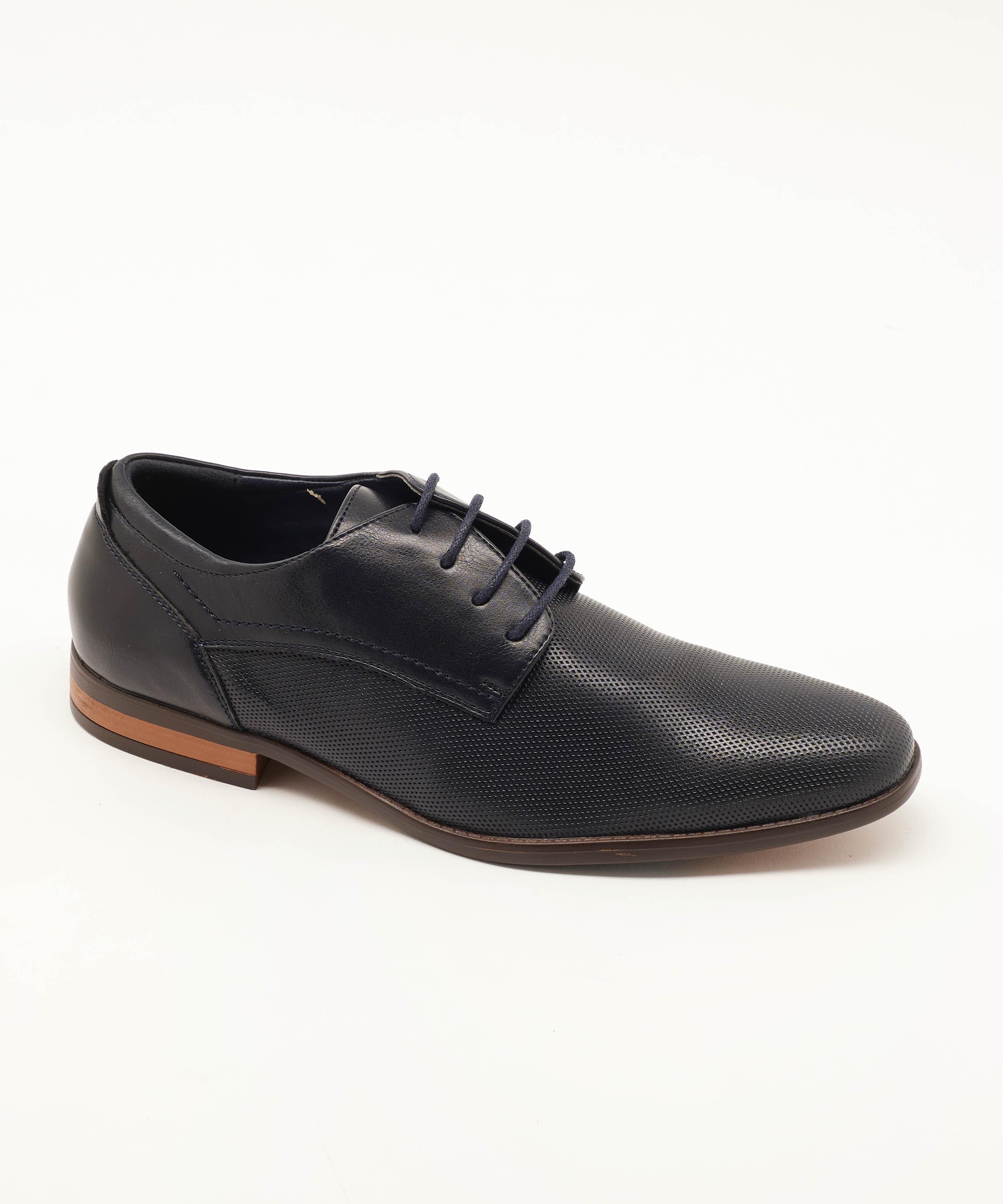 Chaussures De Ville Homme - Ville Noir Jina - Tj-2981