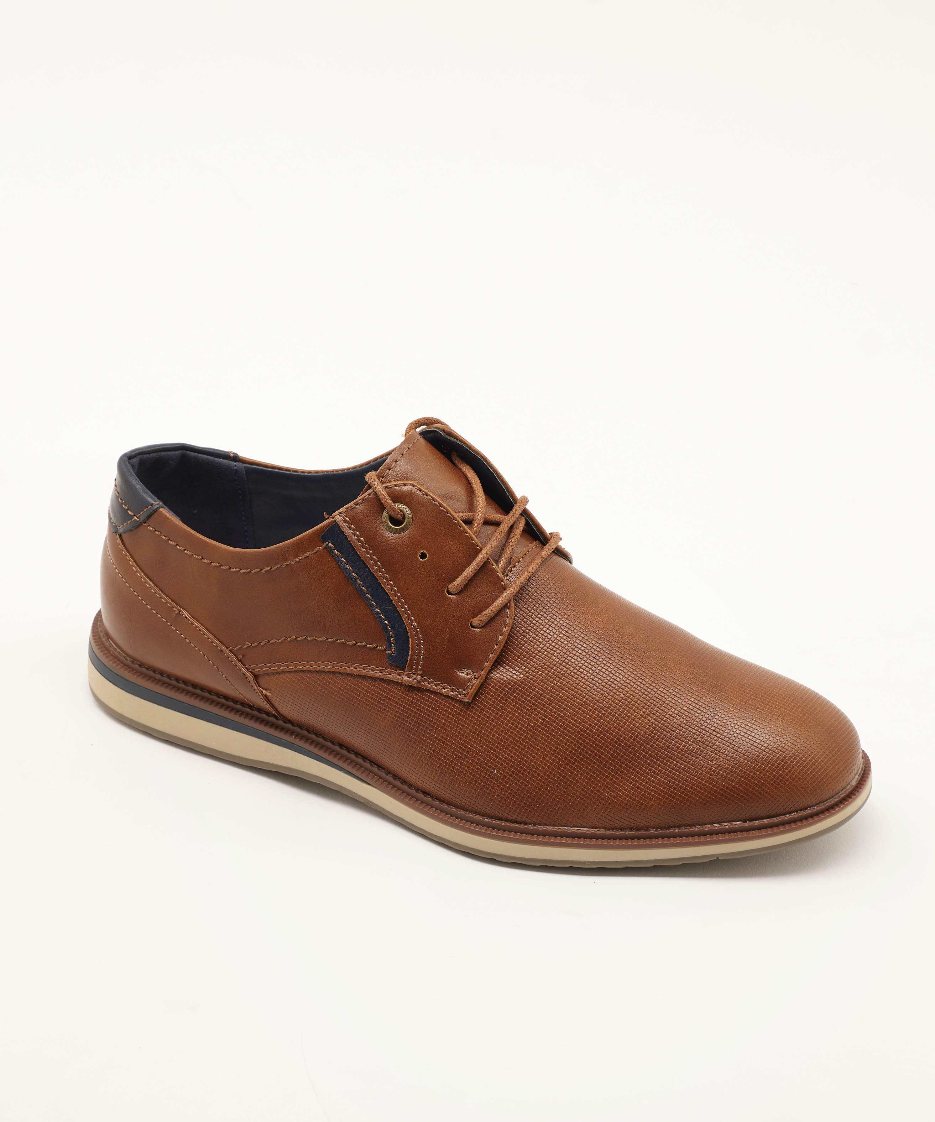 Chaussures De Ville Homme - Sneakers Camel Jina - X0022b