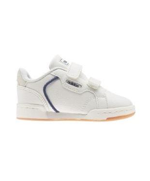 Baskets Garçon - Basket Blanc Casse Adidas - Roguera I Fw3278