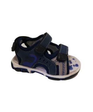 Sandales Bébé Garçon - Sandale Ouverte Marine Jina - Xdb7027-801393d