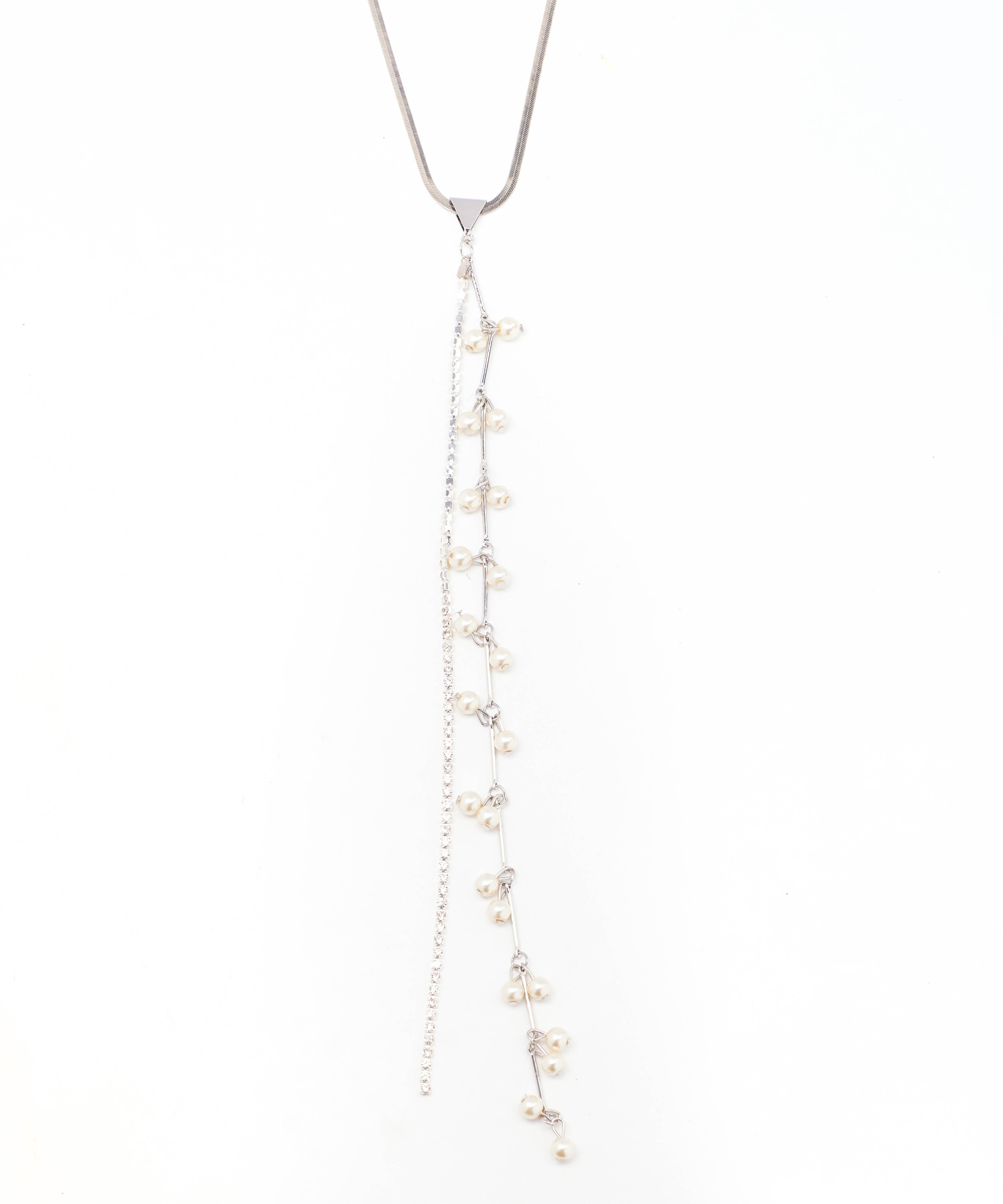 Bijoux Femme - Collier Argent Jina - Nl81796