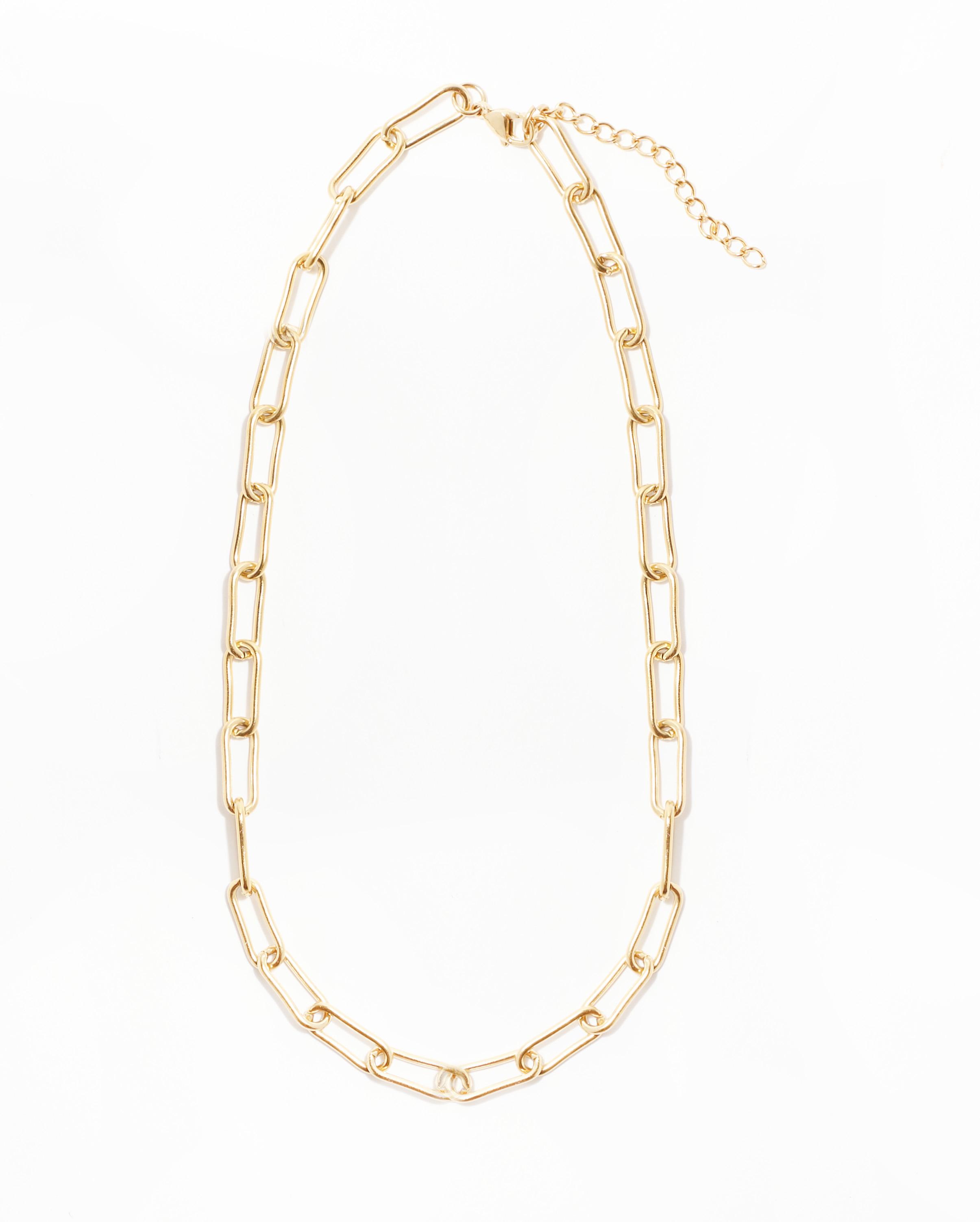 Bijoux Femme - Collier Or Jina - Nl91198
