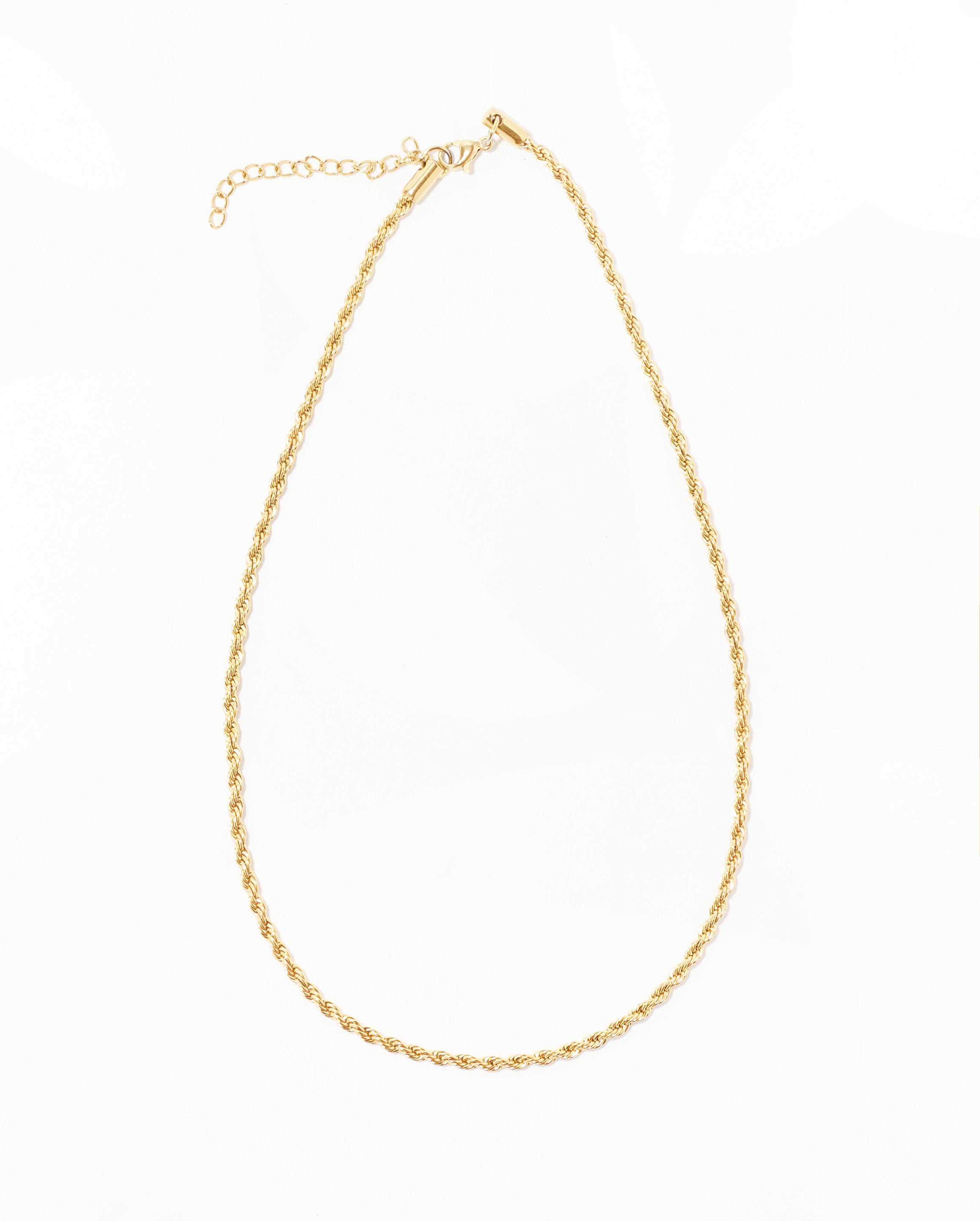 Bijoux Femme - Collier Or Jina - Nl91196