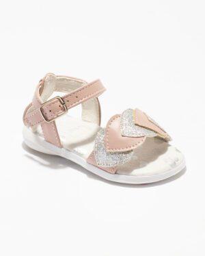 Sandales Bébé Fille - Sandale Ouverte Parme Jina - Ydx0253-Jn2