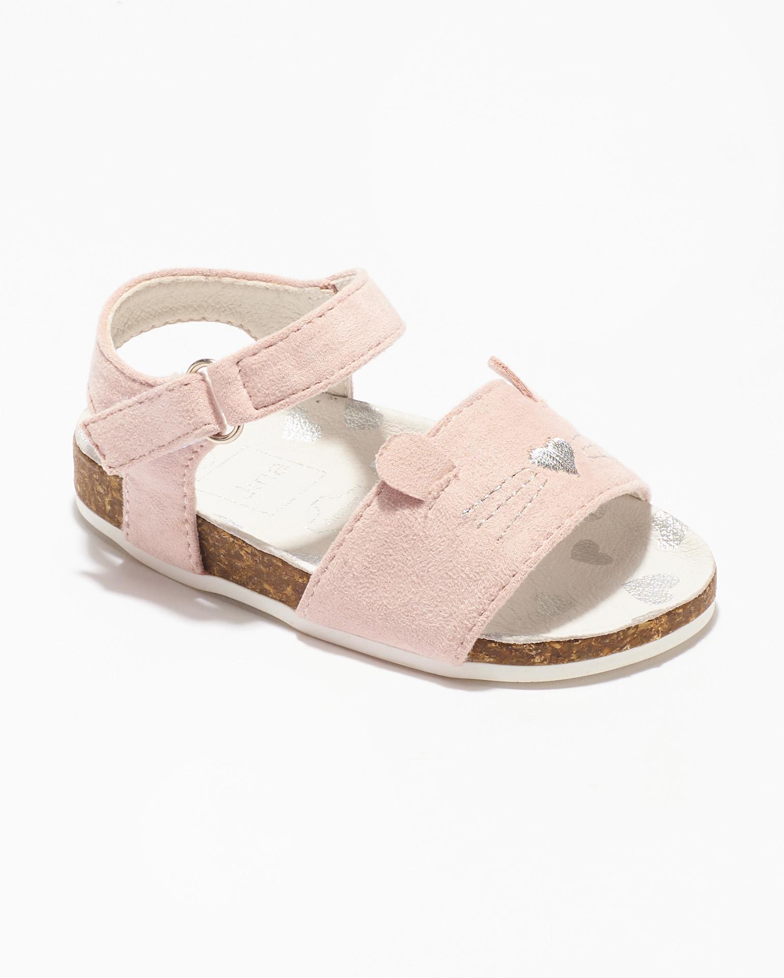Sandales Bébé Fille - Sandale Ouverte Parme Jina - Ydxls029-Jn2