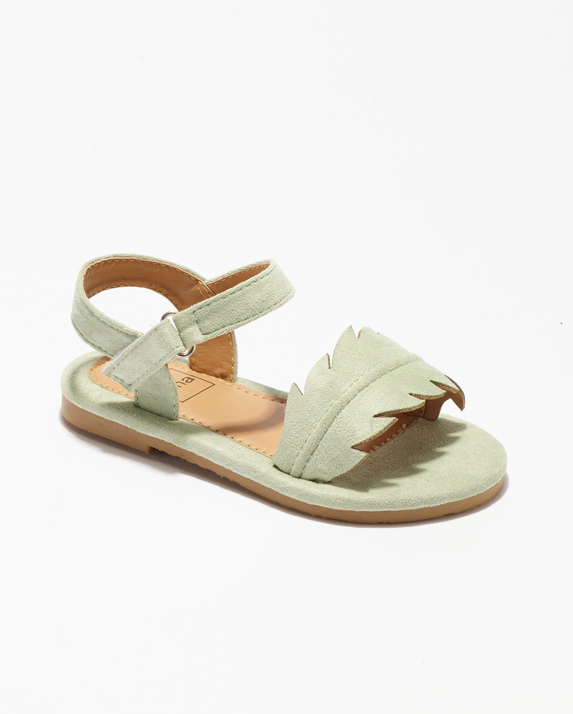 Sandales Fille - Sandale Ouverte Menthe Jina - Ydxls23-Jn Ef