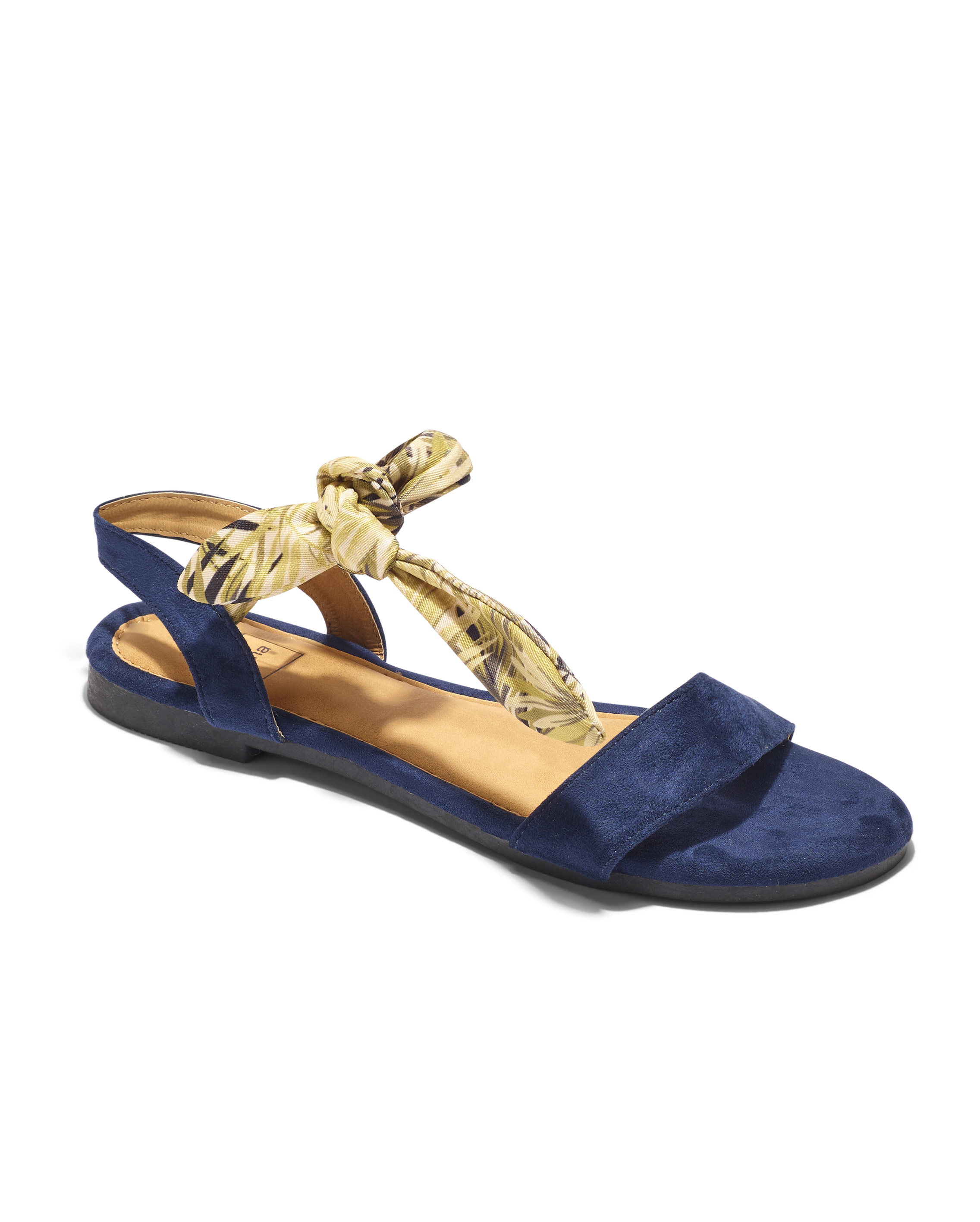 Sandales Plates Femme - Sandale Plate Marine Jina - Style 1 Zh 2021