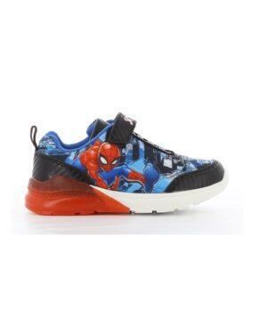 Baskets Garçon - Basket Noir Spiderman - Sp009615