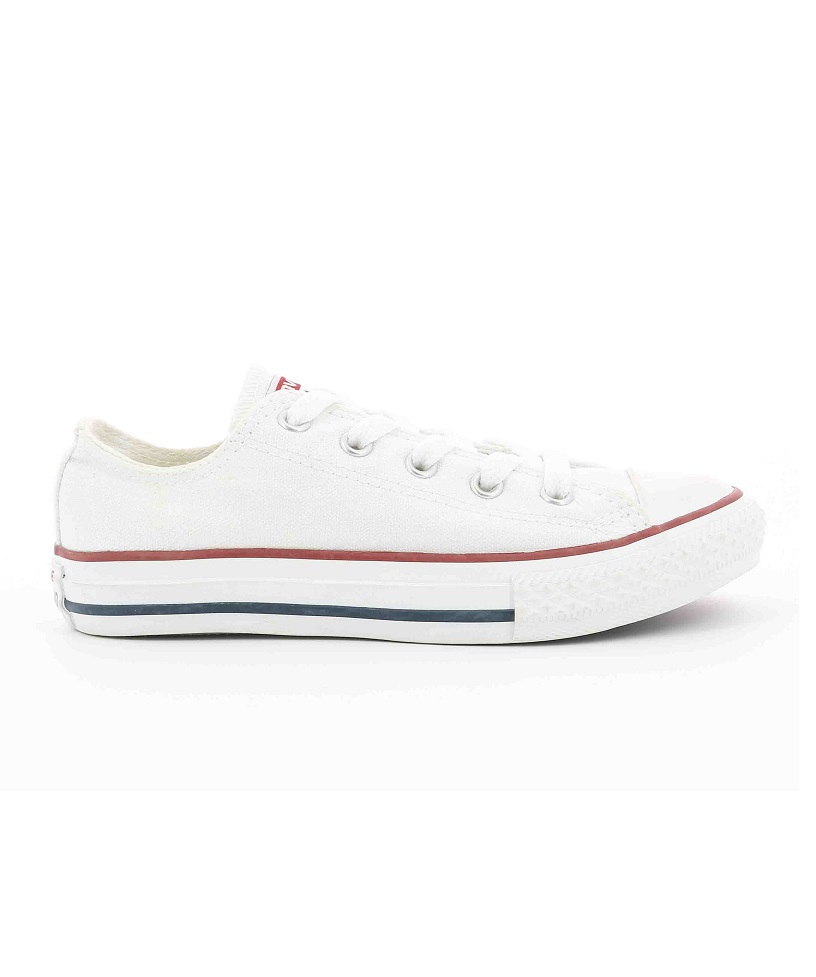 Toiles Fille - Toile Blanc Converse - 015810-30 Jf