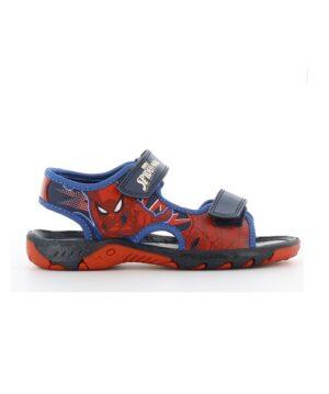 Sandales Garçon - Sandale Ouverte Marine Spiderman - Sp009480
