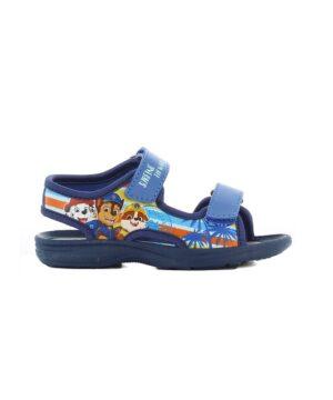 Sandales Garçon - Sandale Ouverte Bleu Cobalt Pat'Patrouille - Pw007830