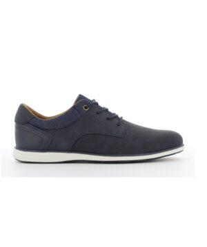 Chaussures De Ville Homme - Sneakers Marine Jina - 523763