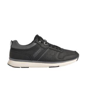 Chaussures De Ville Homme - Sneakers Noir Kappa - Siado 2 C14