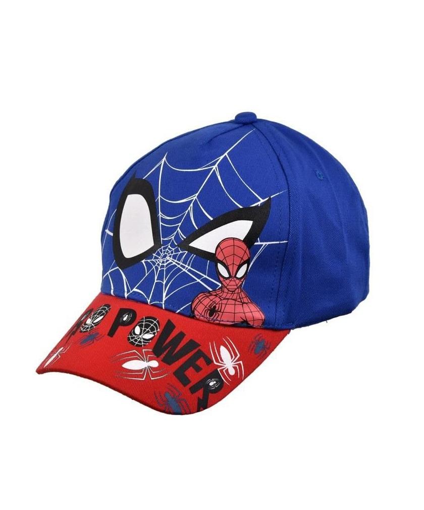 Casquettes Garçon - Casquette Assortis Spiderman - Et4016