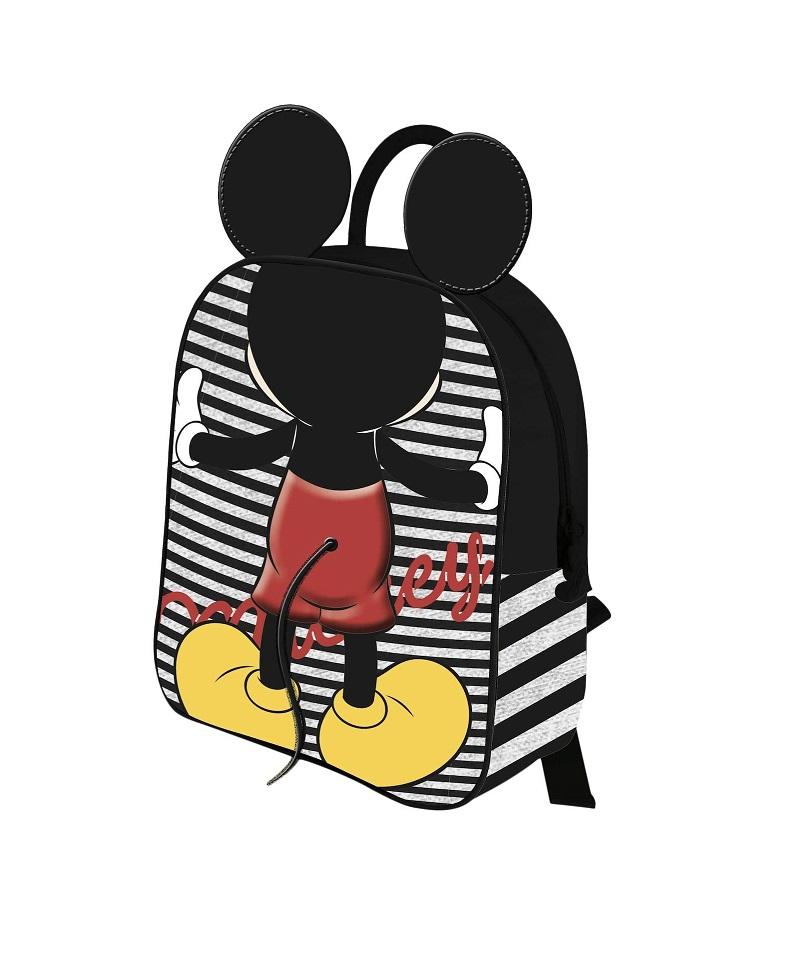 Sacs Garçon - Sac A Dos Noir Mickey - D96705 Mc
