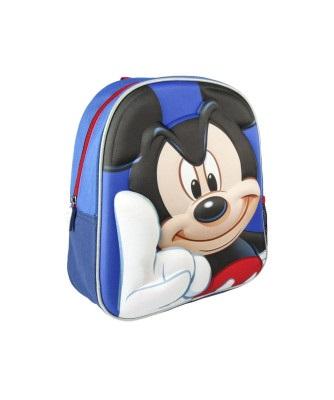 Sacs Garçon - Sac A Dos Bleu Mickey - 2100002088