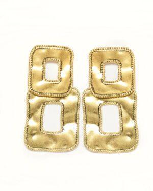 Bijoux Femme - Boucle D'Oreille Or Jina - 35078