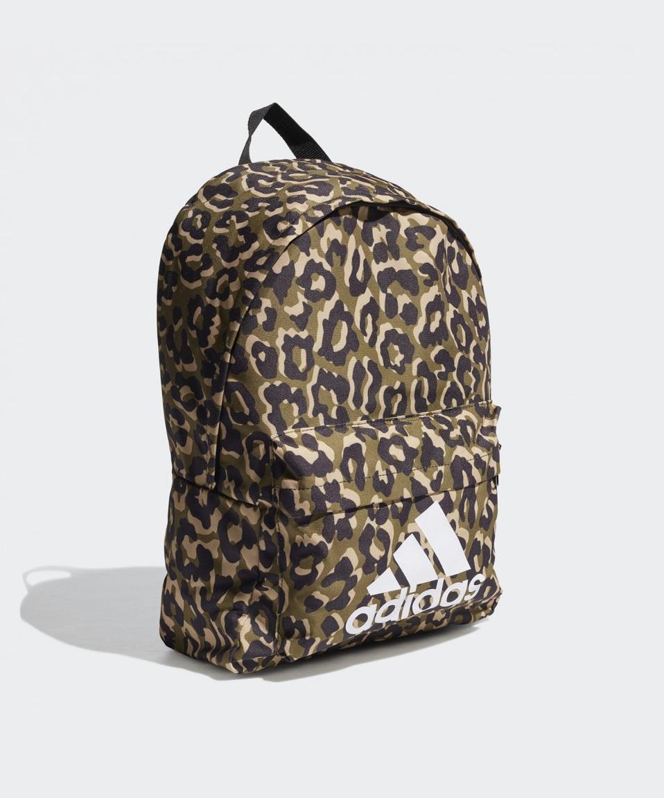 Sacs Fille - Sac A Dos Leopard Adidas - Bos Bp Leopard Gp4461