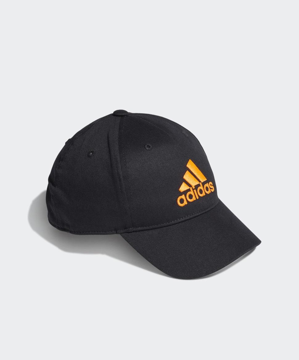 Casquettes Garçon - Casquette Noir Orange Adidas - Lk Graphic Cap Gn7389