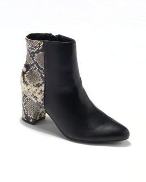Boots Femme - Boots Noir Jina - Rv2774