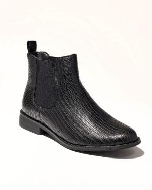 Boots Femme - Boots Noir Jina - 8320