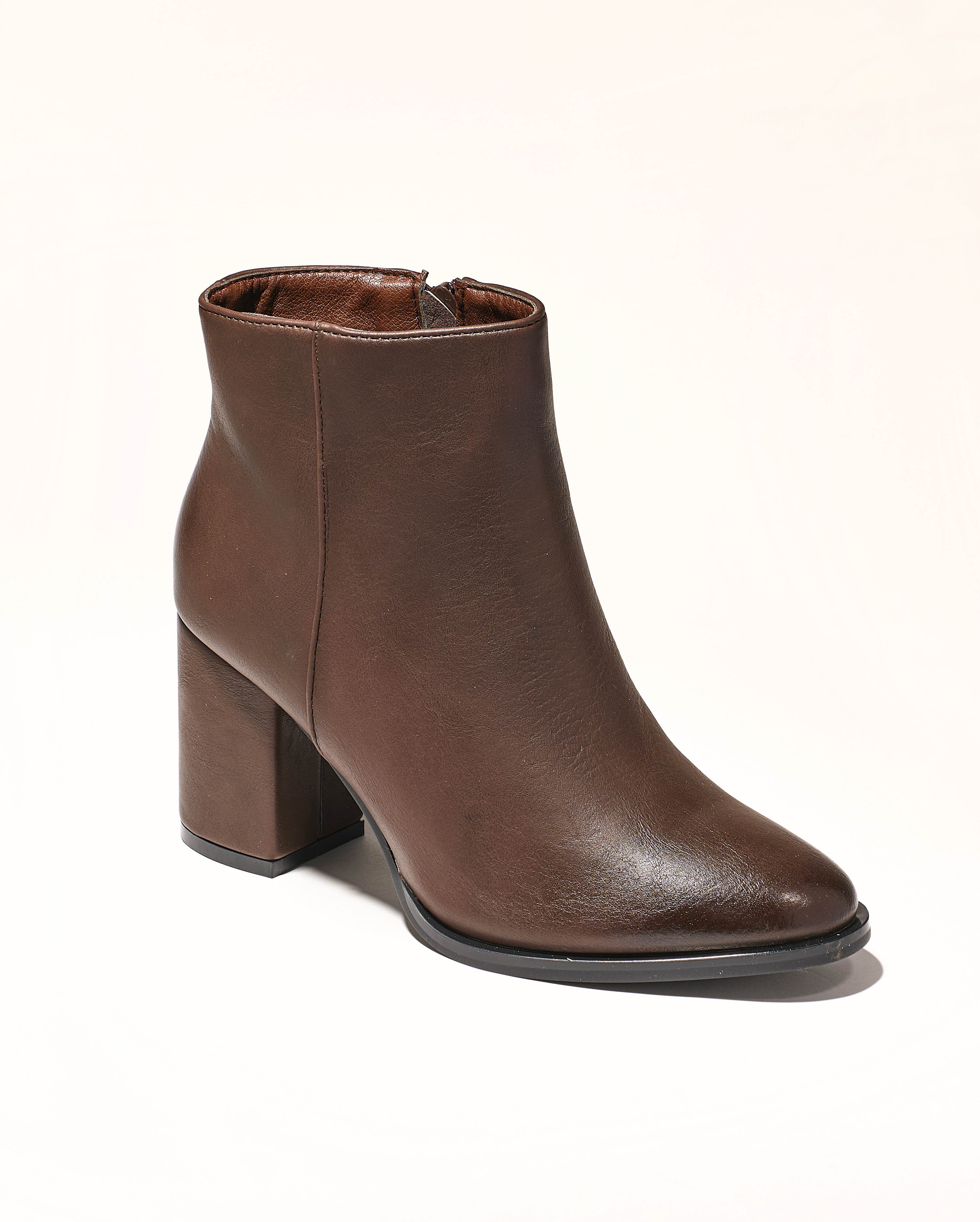 Boots Femme - Boots Marron Jina - 1903