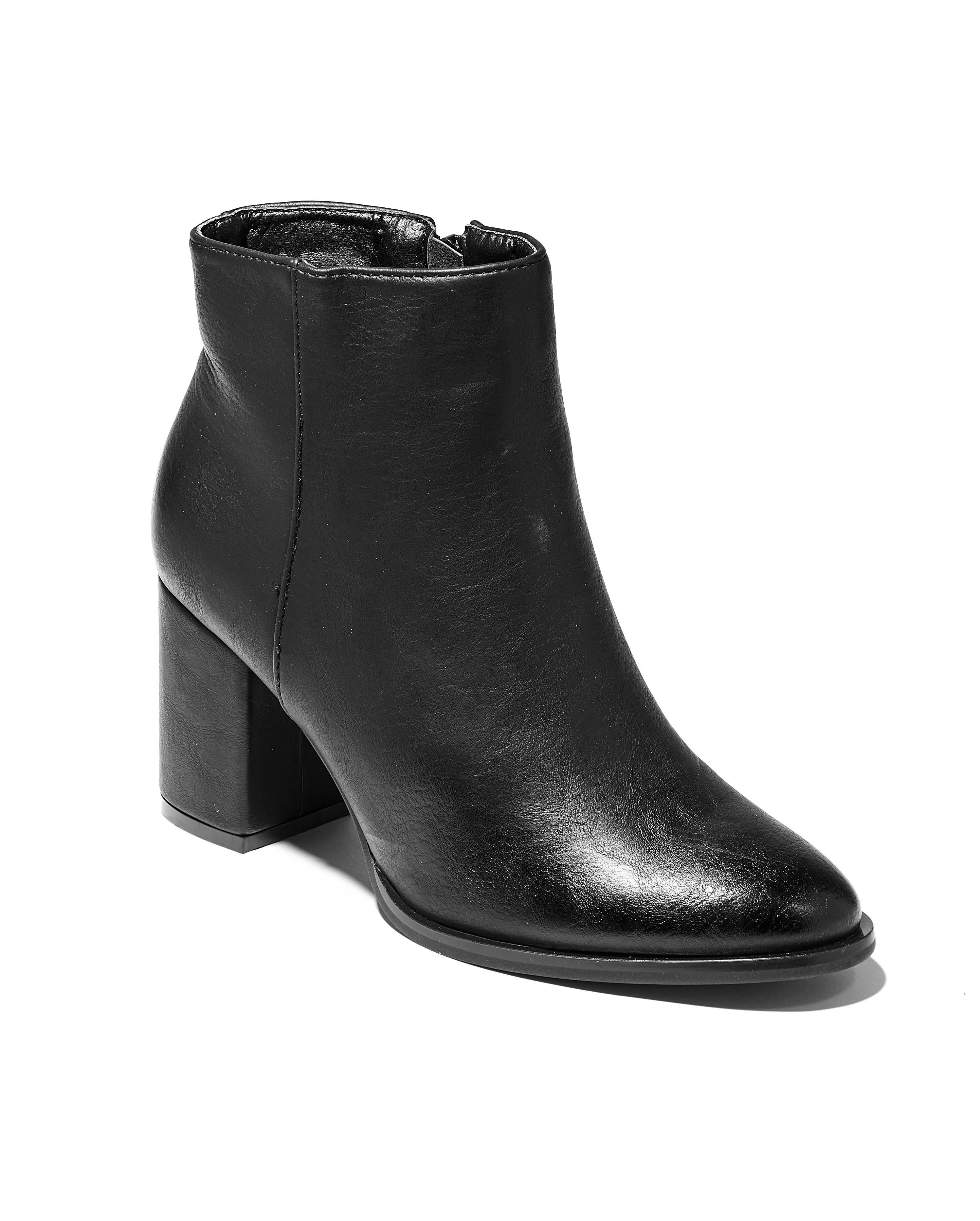 Boots Femme - Boots Noir Jina - 1903