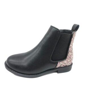 Boots Fille - Boots Noir Jina - 21ss0282