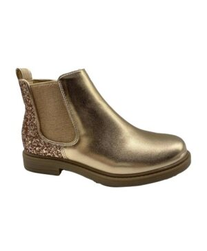Boots Fille - Boots Or Jina - 21ss0282