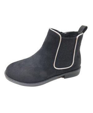 Boots Fille - Boots Noir Jina - 21ss0283