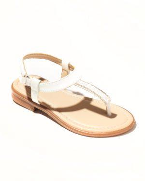 Sandales Fille - Sandale Ouverte Blanc Jina - Saou Doremi3 Ef