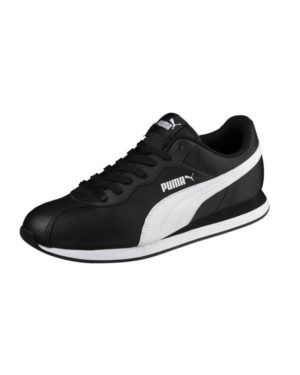 Chaussures De Ville Garçon - Sneakers Noir Puma - Turin Inf