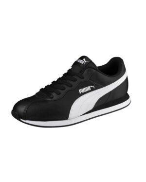Chaussures De Ville Garçon - Sneakers Noir Puma - Turin Ps