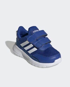 Baskets Garçon - Basket Bleu Adidas - Tensaur Run Eg4140