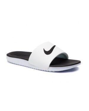 Tongs Garçon - Tong Blanc Nike - 819352-100 Nike Kawa